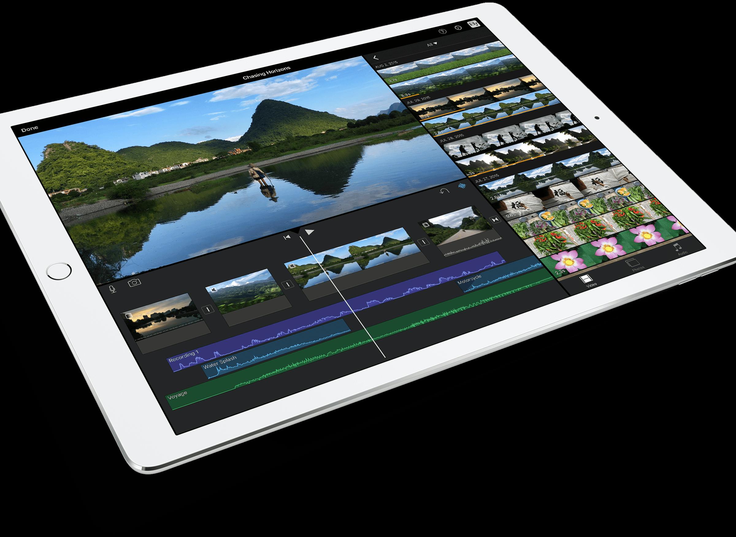 iPad-alkalmazások