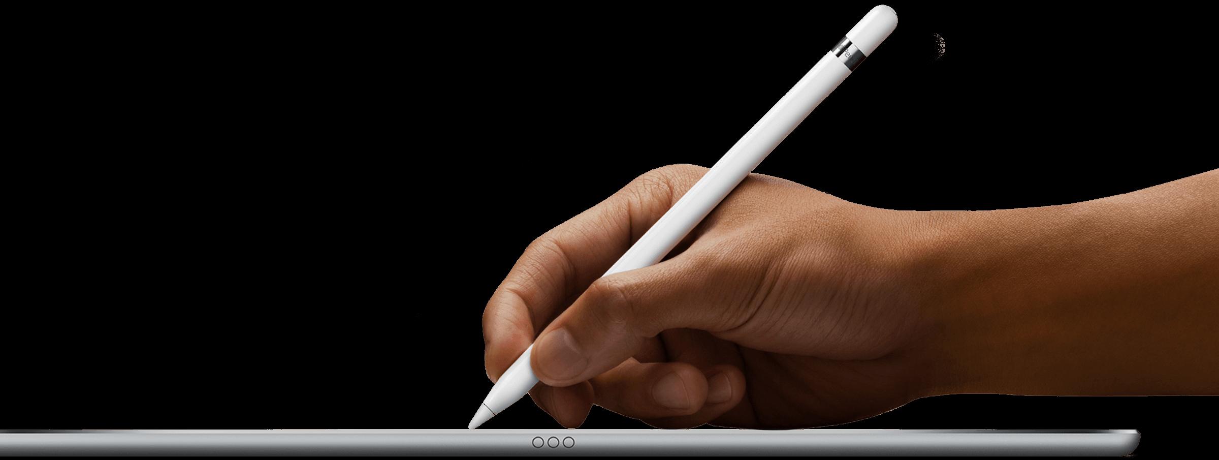 Bemutatkozik az Apple Pencil az iPad Pro társa