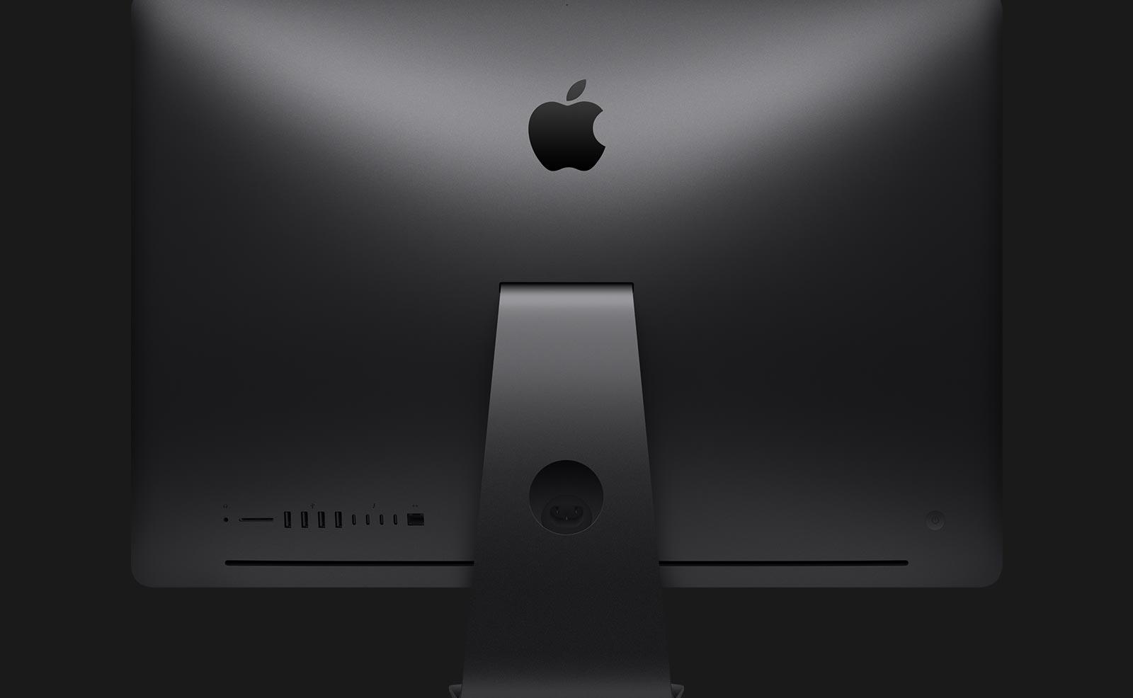iMac Pro Thunderbolt 3