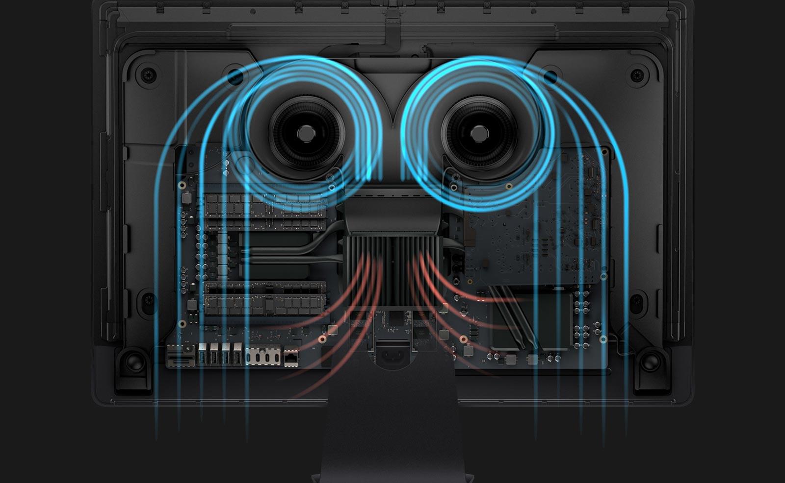 iMac Pro Speakers