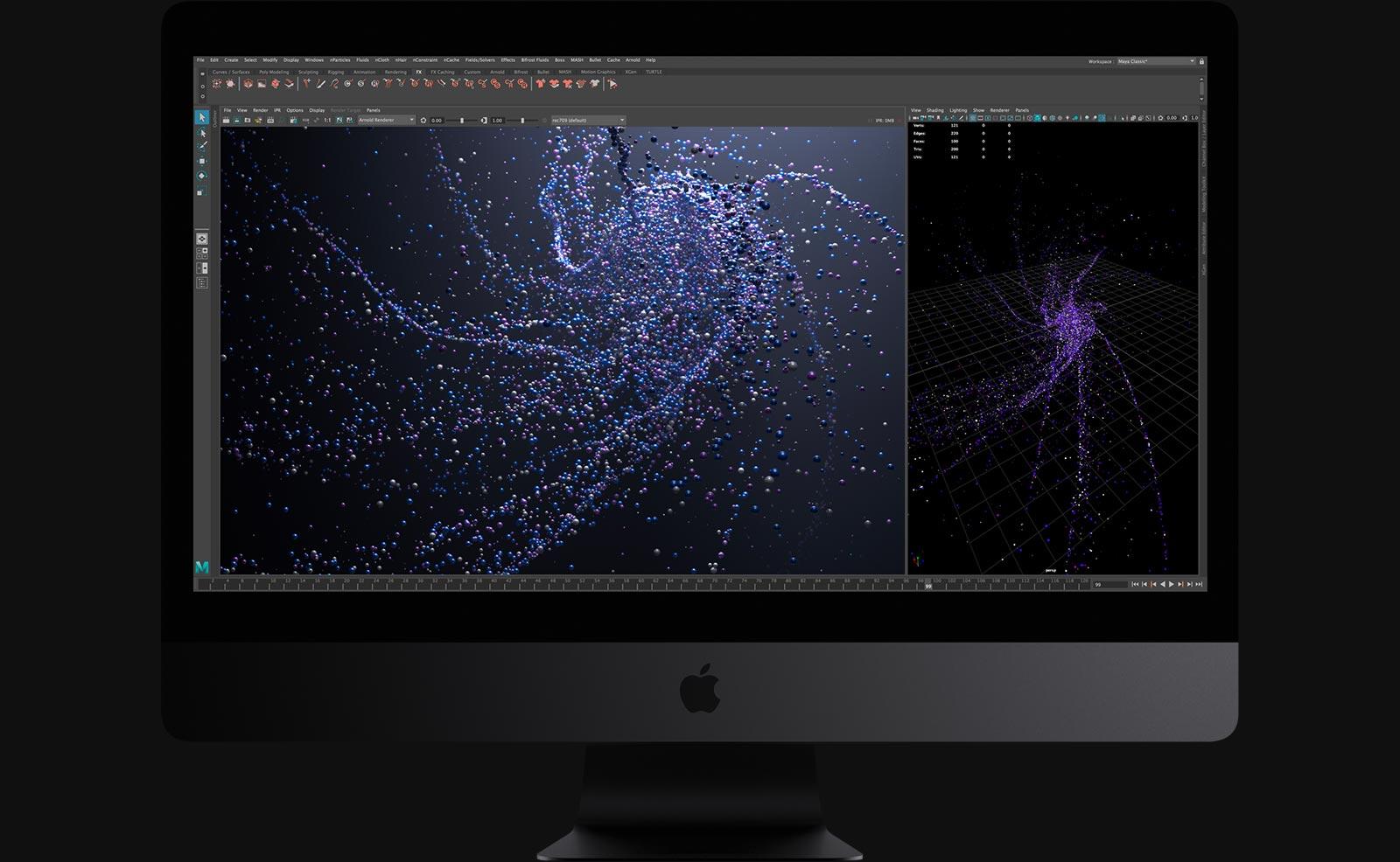 iMac Pro Particle