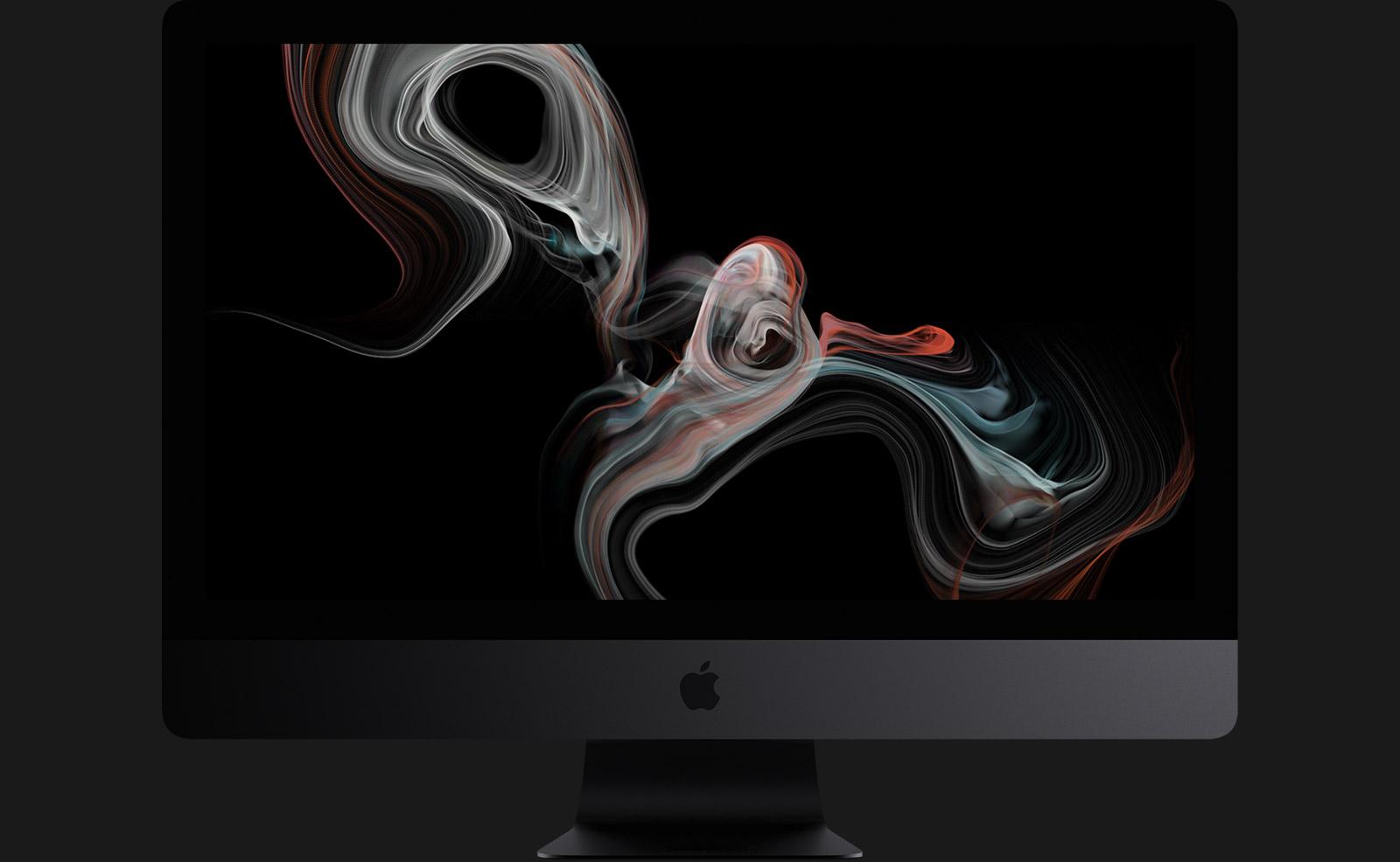 iMac Pro Radeon Vega