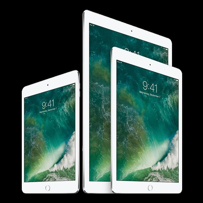iPad družina izdelkov