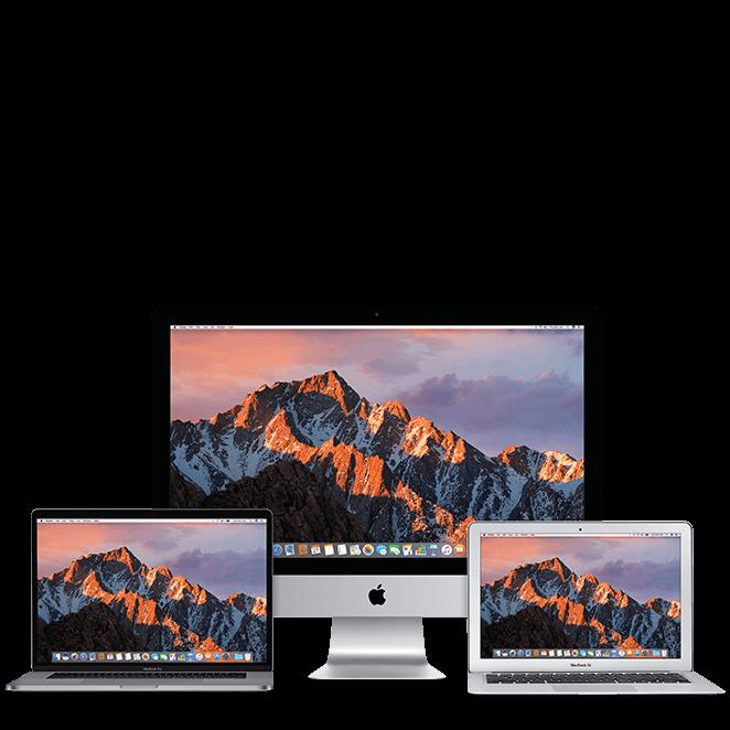 Mac družina izdelkov