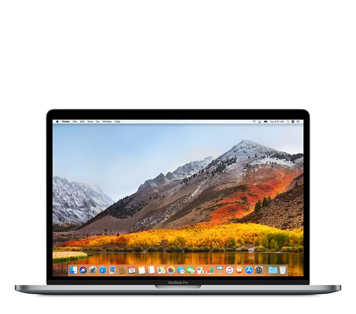 MacBook Pro 15&quot;<br>Touch Bar (2017)