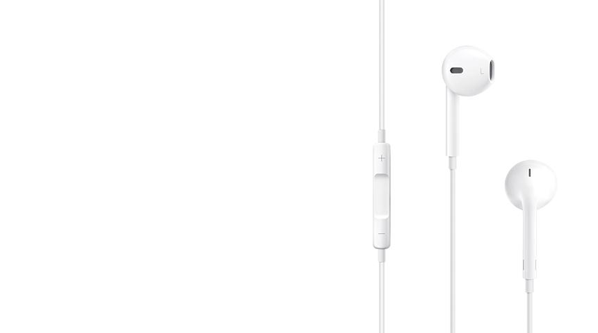 Слушалки Apple Earpods