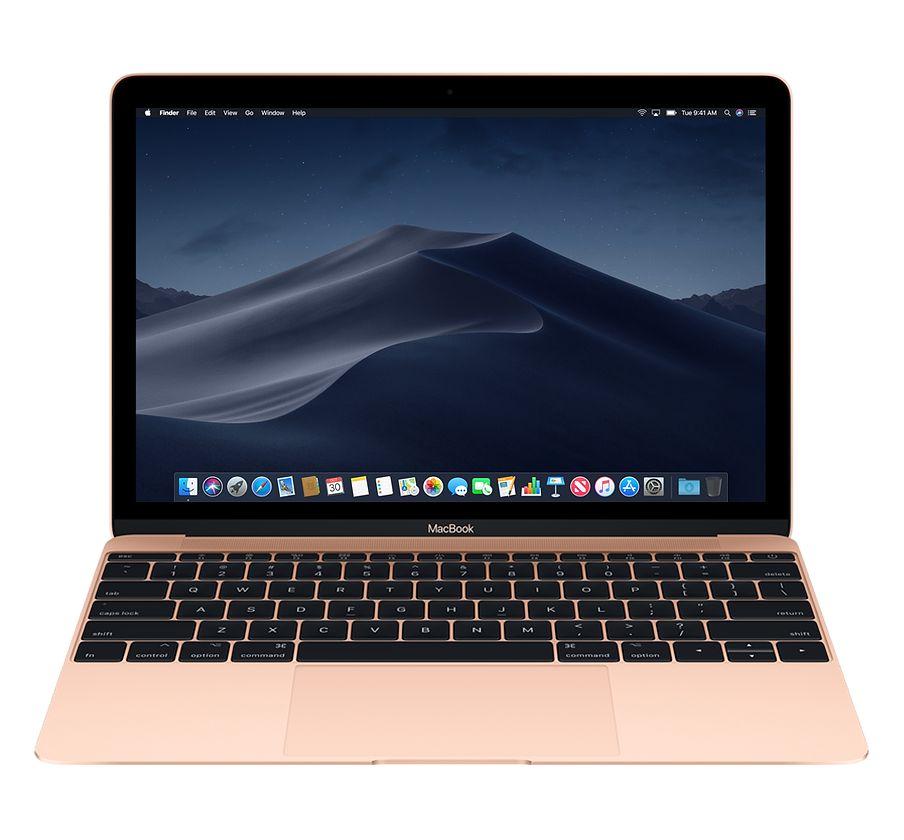 MacBook 12 256GB - Gold