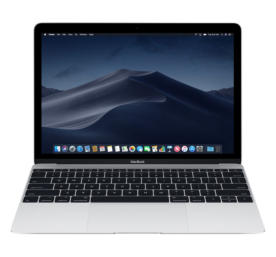 MacBook 12 256GB - Silver
