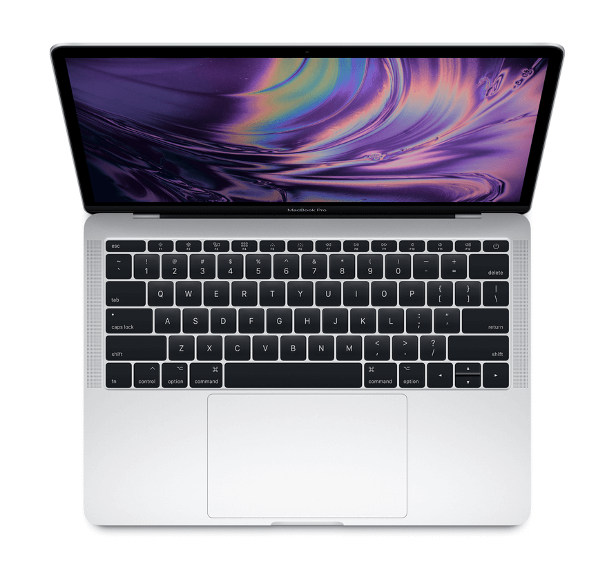 MacBook Pro 128GB - Silver