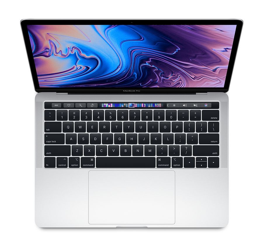 MacBook Pro 256GB - Silver