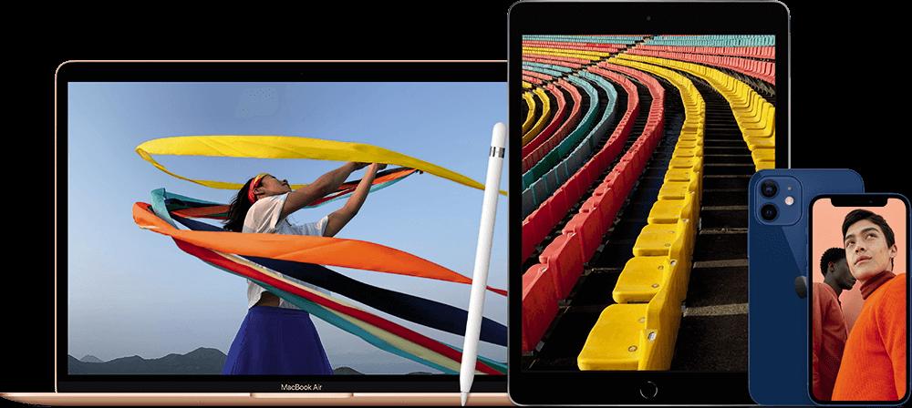 Apple Multi-product Image
