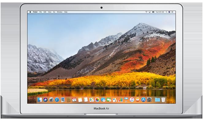 MacBook Air Product Image