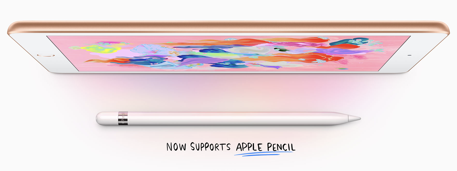iPad 2018 & Apple Pencil