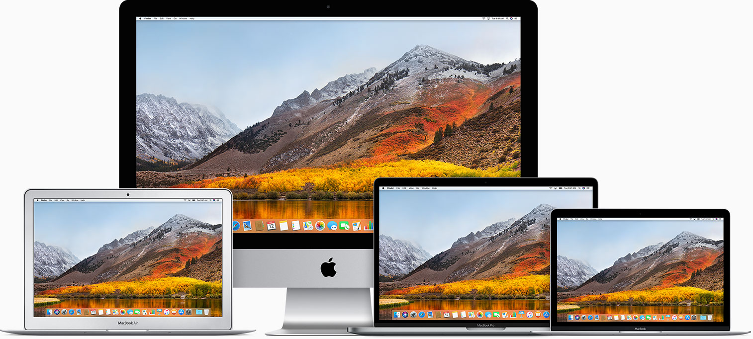 Mac Family Image