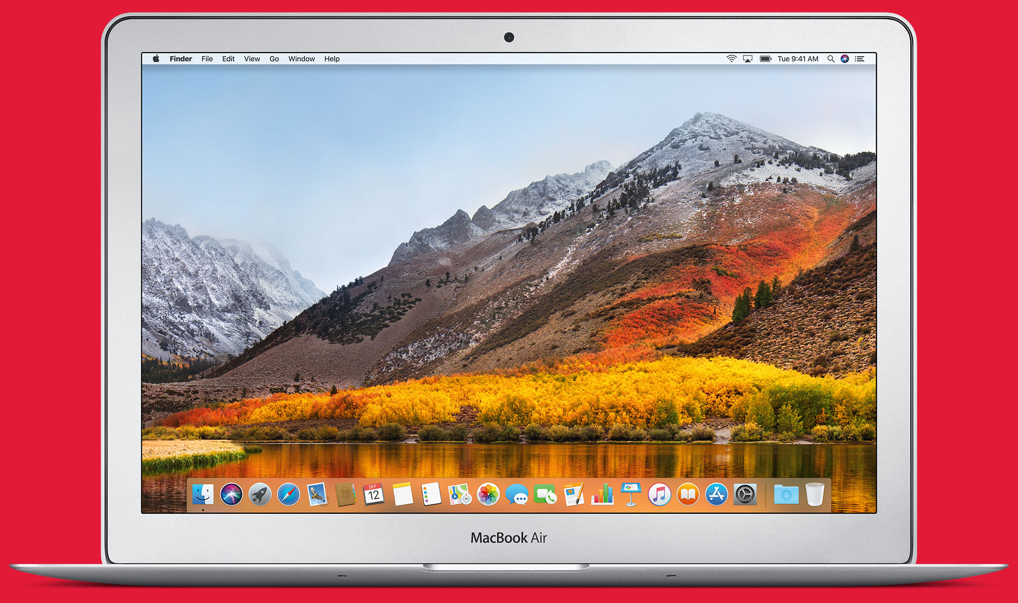 MacBook Air Hero Image